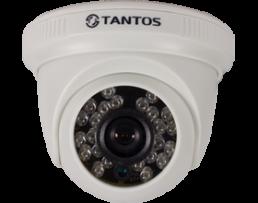 Купольная видеокамера AHD 720P