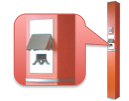 DSP-400 диспенсер карт