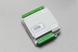 A1DU0 — контроллер СКУД дверей, шлагбаума, ворот с моторным замком